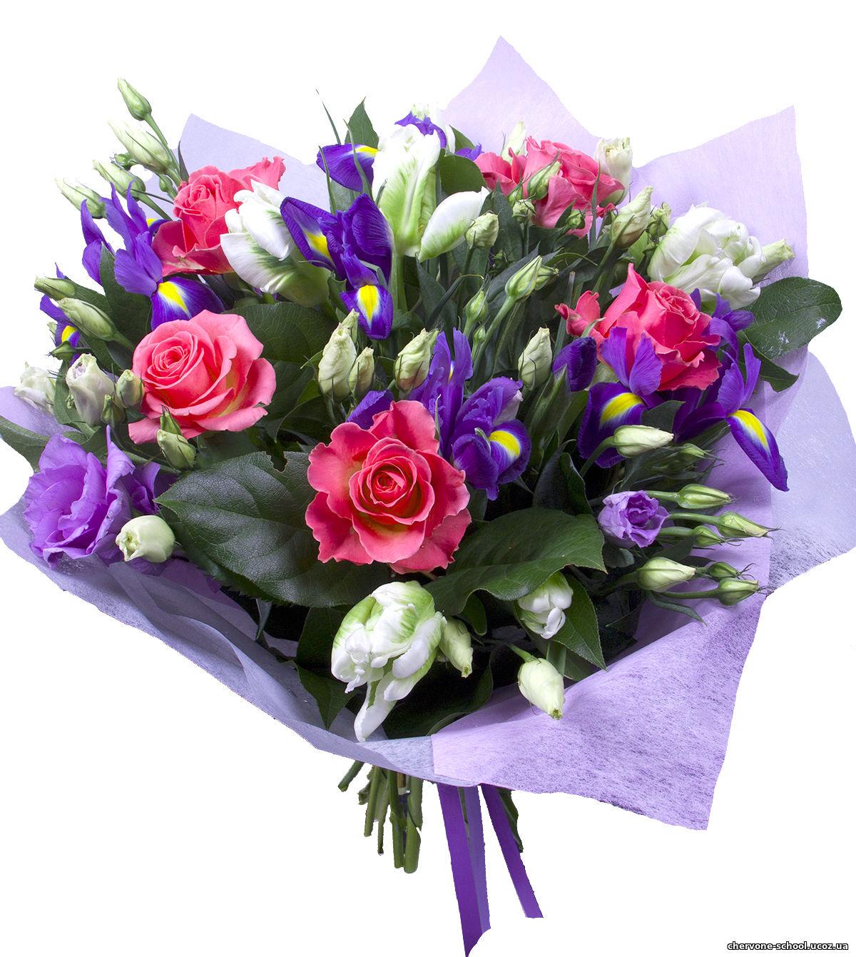Цветы из салфеток - m 30
